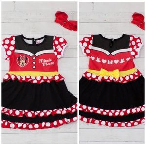 Other - Minnie Mouse Inspired Character Boutique Dress